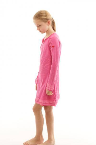 ChillNorway Siena kjole, pink