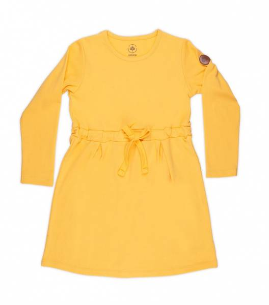 Gullkorn, Villvette kjole banan-is