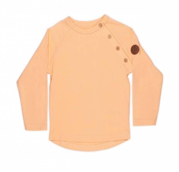 Gullkorn design,  Villvette genser fersken