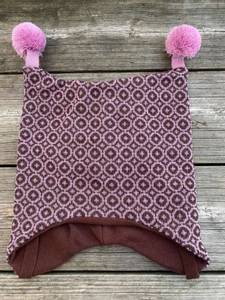 Bilde av Kivat, brun/rosa mosaikk