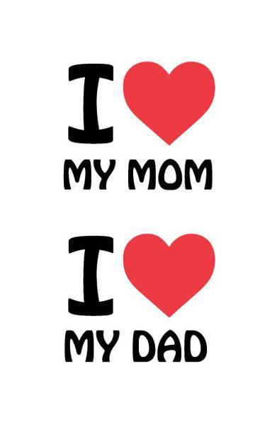 BoldStatements, I love my mom...