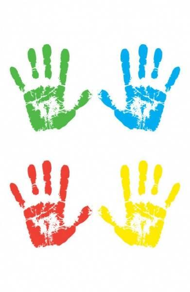 BoldStatements,  håndavtrykk