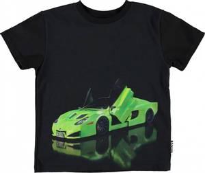 Bilde av Molo, Rame green car tskjorte