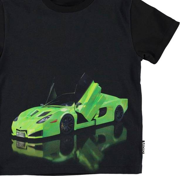 Molo, Rame green car tskjorte