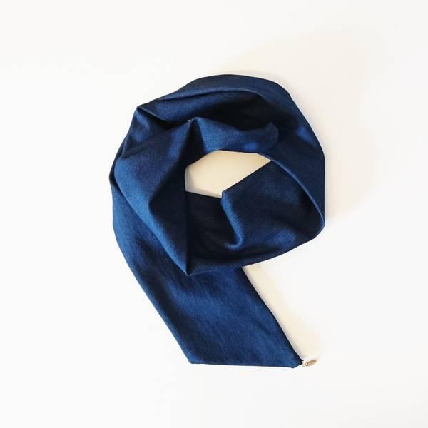 Noma, Hårbånd wire mørk jeansblå