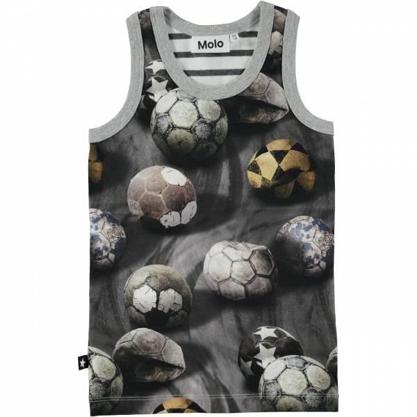 Molo, Jim dusty soccer singlet