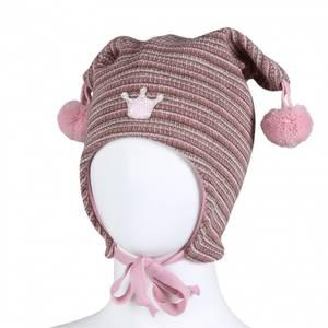 Bilde av Kivat, rosastripet knytelue i