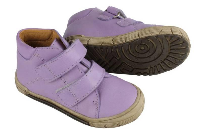 En Fant, høy sko purple 13930