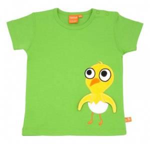 Bilde av Lipfish,T-skjorte Kylling Lys