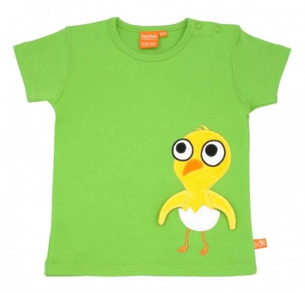 Lipfish,T-skjorte Kylling Lys grønn