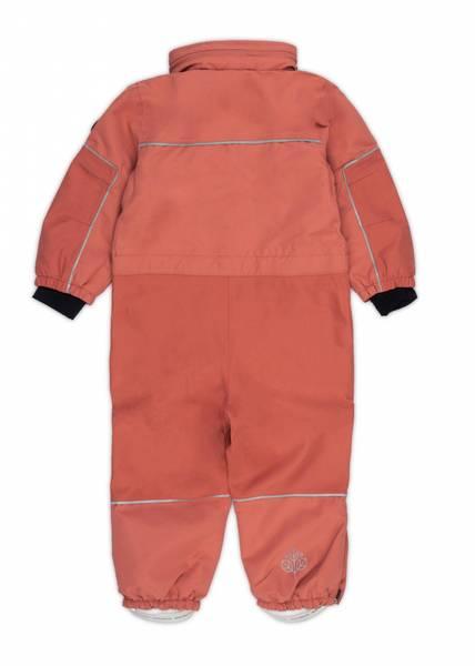 Gullkorn design,  Timotei 2-lags dress teracotta
