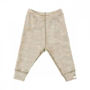 Bilde av Celavi bukse taupe merinoull