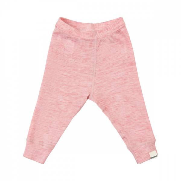 Celavi bukse silver rosa merinoull