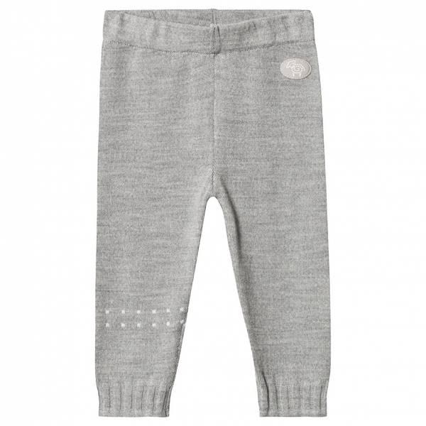 Lillelam, grå bukse tynn basic
