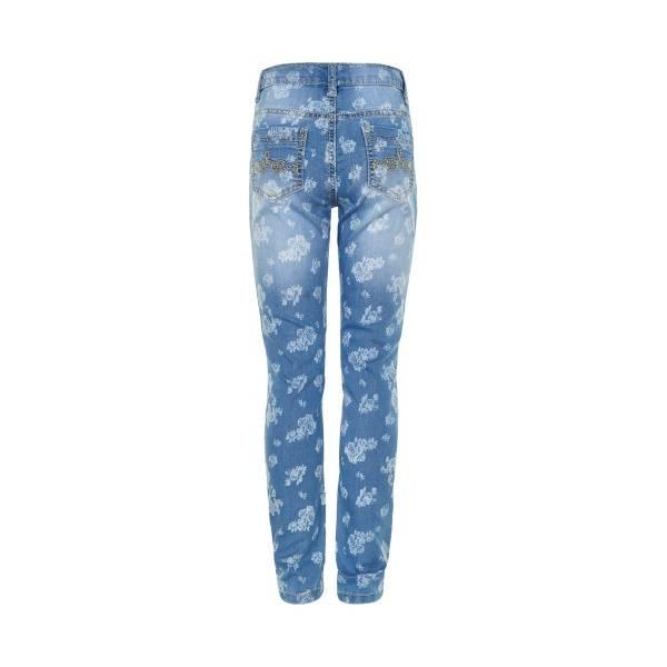 Creamie, Gaya jeans blue