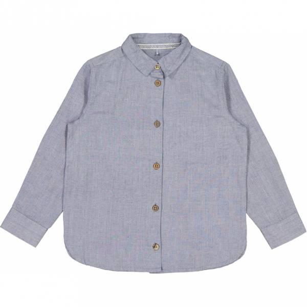 Wheat skjorte Marcel, blue