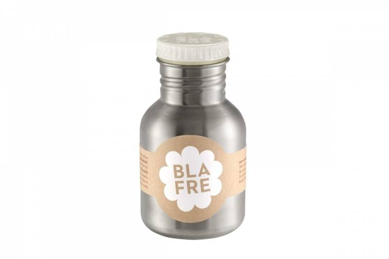 Blafre, stålflaske hvitl, 300 ml