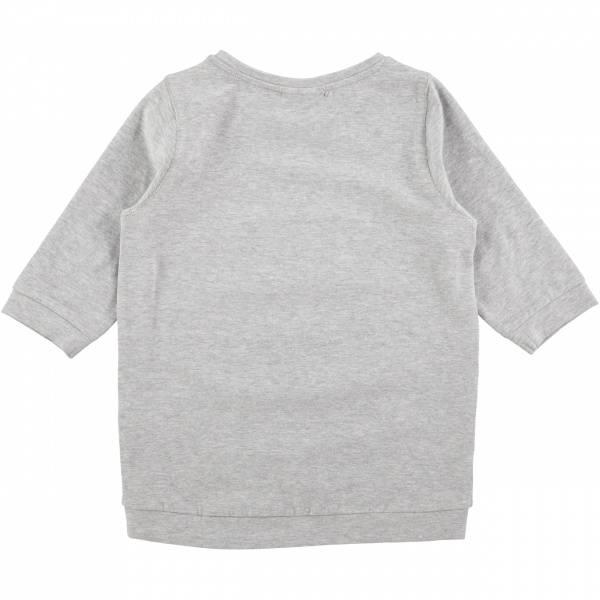 Molo, Rafina grey melange genser
