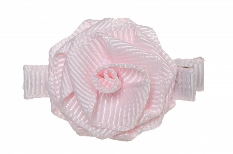 Prinsessefin, Elanor hårspenne, rosa