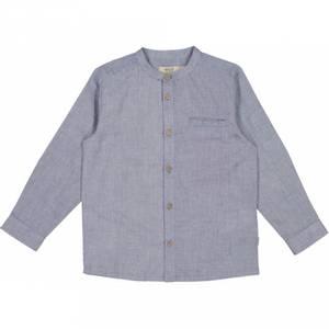 Bilde av Wheat skjorte Willum blue