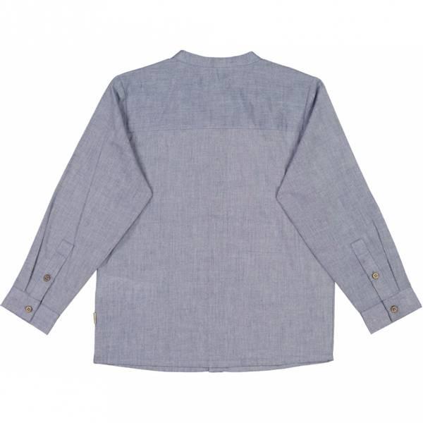Wheat skjorte Willum blue