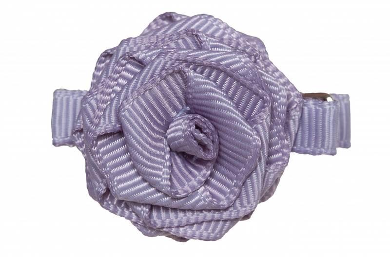 Prinsessefin, Elanor hårspenne, dus lilla