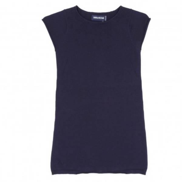 Zadig &Voltaire, T-skjorte Tunisett Indigo
