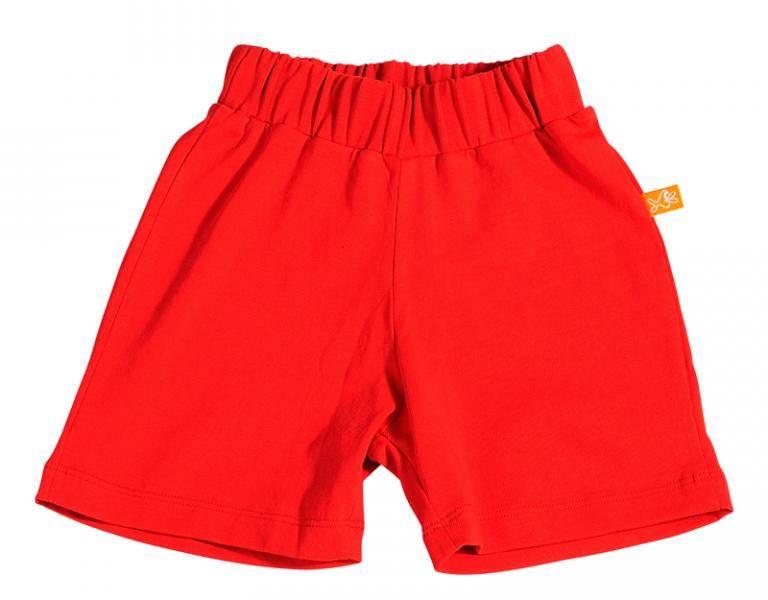 Lipfish, rød shorts