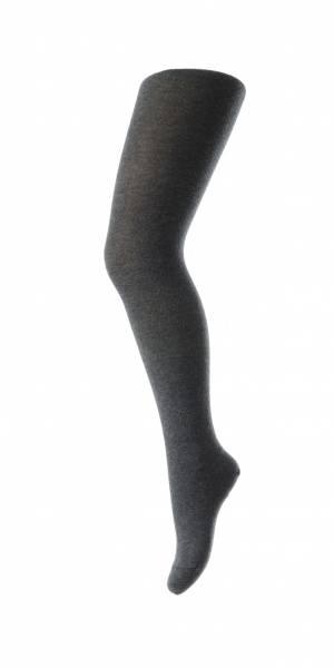 MP, strømpebukse woolcotton dark grey