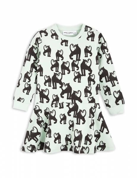 Mini rodini, panther dress