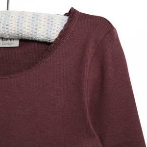 Bilde av Wheat rib genser soft