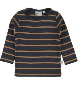 Bilde av Wheat stripet genser caramel