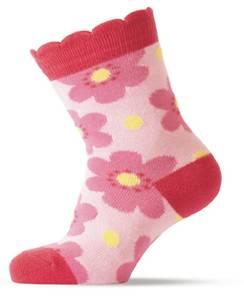 Bilde av Sokker med blomster fra
