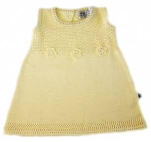 Bilde av Mole little Norway, gul kjole