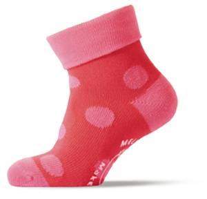 Bilde av Sokker med rosa prikker