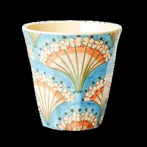 Bilde av Rice, kopp i melamin,flower