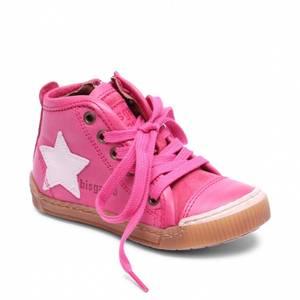 Bilde av Bisgaard, rosa sko med lisser