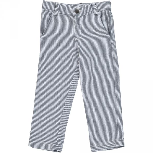 Okker Gokker, Bukse striper Blå/hvit