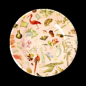 Bilde av Rice, rosa lunchtallerken