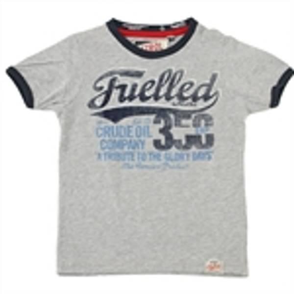 Petrol , grå t-shirt TS158