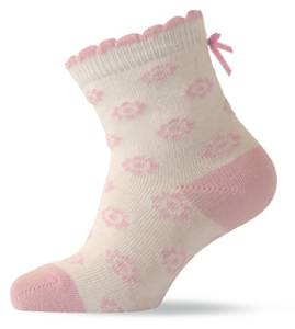 Bilde av Sokker med retroblomster ,