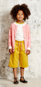 Bilde av Albababy, Ginya gul shorts