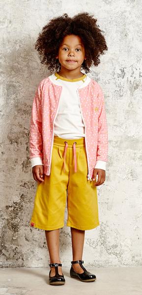 Albababy, Ginya gul shorts