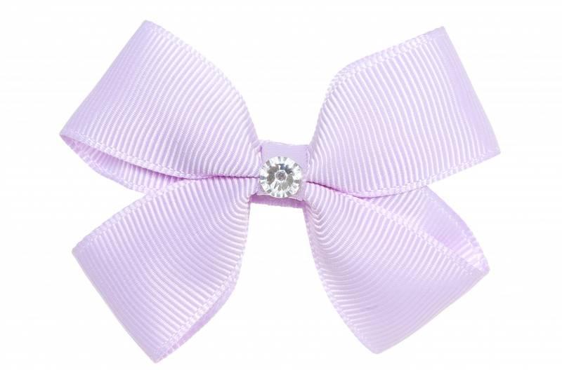Prinsessefin, Benedicte hårspenne, lys lilla