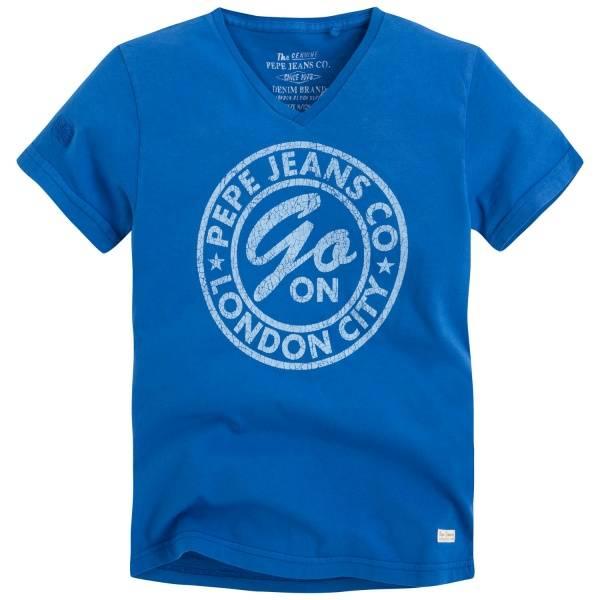 Pepe Jeans, Dorian t-skjorte french blue