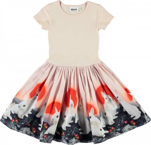 Molo, Cissa sunset bunnies kjole