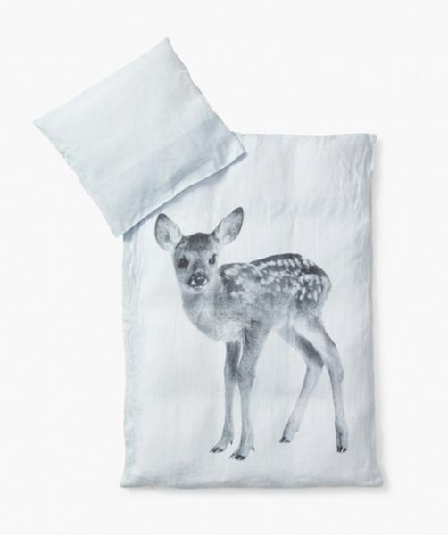 By nord, junior deer sengesett dusty blue
