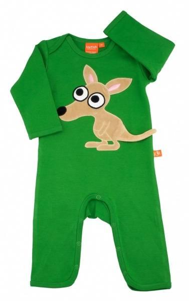 Lipfish, grønn heldrakt kenguru
