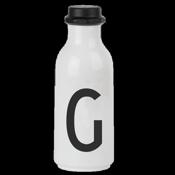 Design Letters, drikkeflaske G