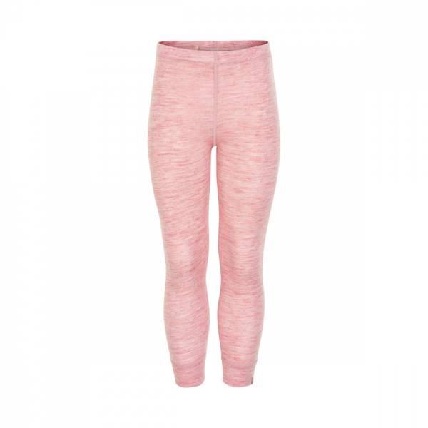 Celavi leggings silver rosa merinoull